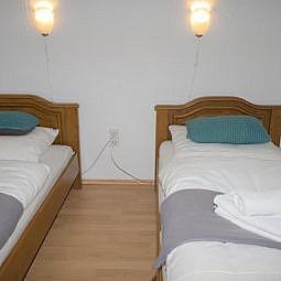 Hotel Doppelzimmer Betten