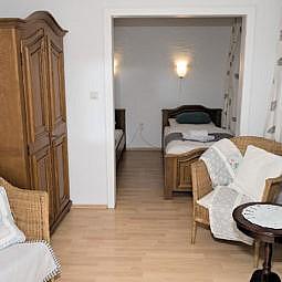 Hotel Doppelzimmer geräumig
