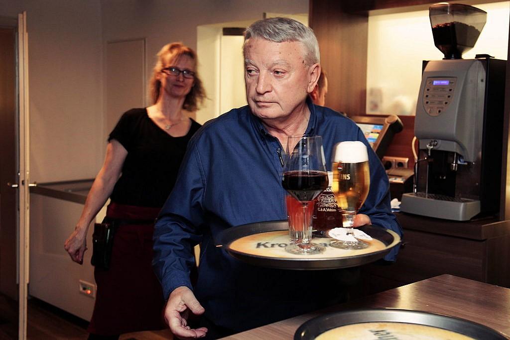 Restaurant Eröffnung Sascha