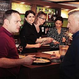 Restaurant Eröffnung Sascha Kellner Bedienungen