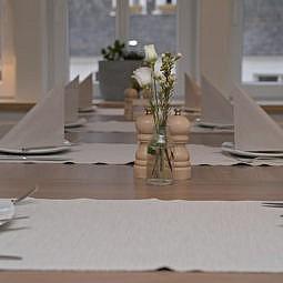 Restaurant Tisch Deko